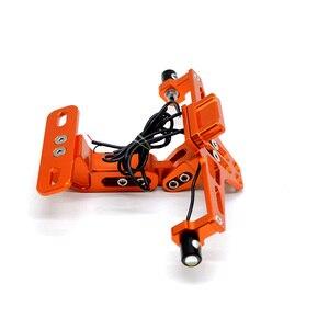 Image 5 - Para benelli honda moto suporte da placa de licença turn sigals bn300 bn302 bn600 bn tnt 300 600 grom msx125 msx 125 pcx 125 150