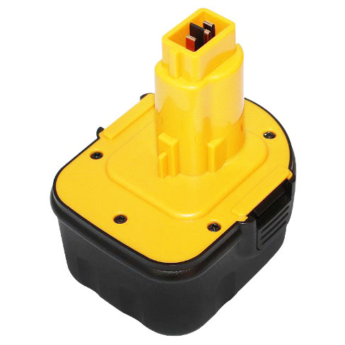 <font><b>12V</b></font> 3.0Ah Ni-MH Rechargeable <font><b>Battery</b></font> cell pack for dewalt cordless Electric drill and DE9075 DW9071 DW9072 DW9074 image