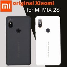 Оригинальный чехол для Xiaomi mi mix 2s, задняя крышка mix2s, жесткий защитный чехол из поликарбоната, чехол capas mix 2s, простой чехол 5,99 дюйма