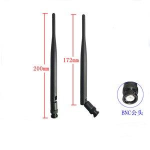 Image 4 - LTE 4G 2G 3G full band asta di gomma esterna pieghevole antenna GSM GPRS omnidirezionale 6dbi ad alto guadagno antenna