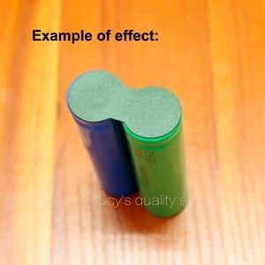 Image 5 - 100 шт./лот 18650 литиевая батарея, отрицательная твердая изоляционная прокладка 1S, Молодежные бумажные сетчатые прокладки, детали для батарей в сборе, сделай сам
