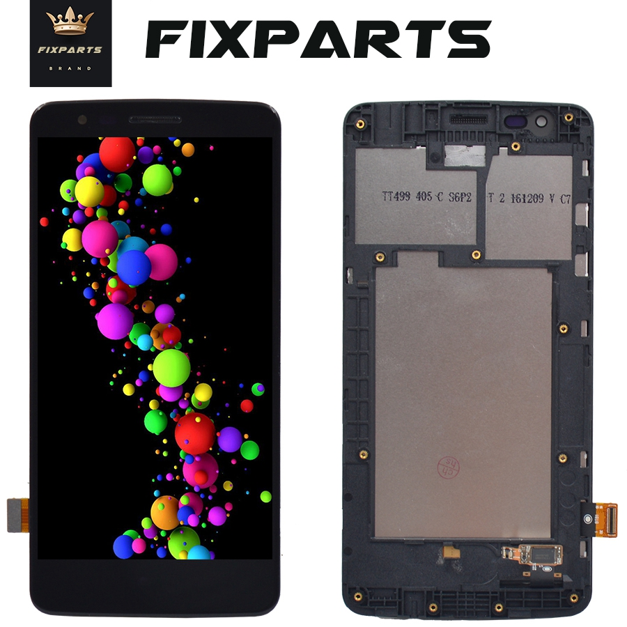 100% Tested Working LCD Dual Card For LG K8 2017 LCD X240 LCD Display Screen Assembly Touch Sensor Digitizer For LG k8 2016 LCD