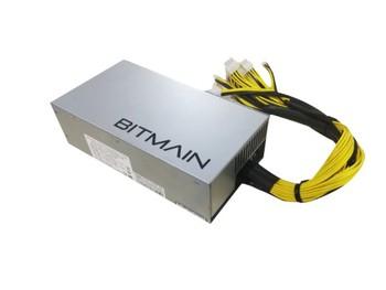 Nowy APW7-12-1800 BITMAIN 1800 PSU W dla ANTMINER V9 T9 + S9 S9i S9j L3 + d3 Z9 Mini bajkał BK-X BK-G28 Innosilicon A9 A10 tanie i dobre opinie APW7 -12-1800 BITMAIN 1800W PSU YUNHUI 10 100 mbps