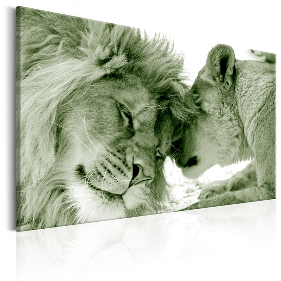 The-King-of-Animals-Canvas-Painting-Cute-Leopard-Lion-Posters-and-Prints-Photo-Wall-Art-Pictures (3)
