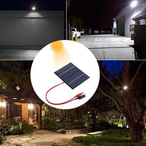 Image 2 - 1.5W 12V Solar Battery Panels Cell Module Polysilicon Flexible DIY Solar Panel Power Bank Battery Charger with Clip