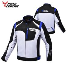 MOTOCENTRIC Waterproof Jacket Motorcycle Riding Racing Protective Gear Motocross Protection Equipment
