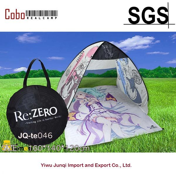 Anime Re Zero Dakimakura Rem Girl Beach Tent Outdoor Kids C& Lightweight Wind Waterproof Toddler Adult New Pop Up tent  sc 1 st  Aliexpress & Online Shop Anime Re Zero Dakimakura Rem Girl Beach Tent Outdoor ...