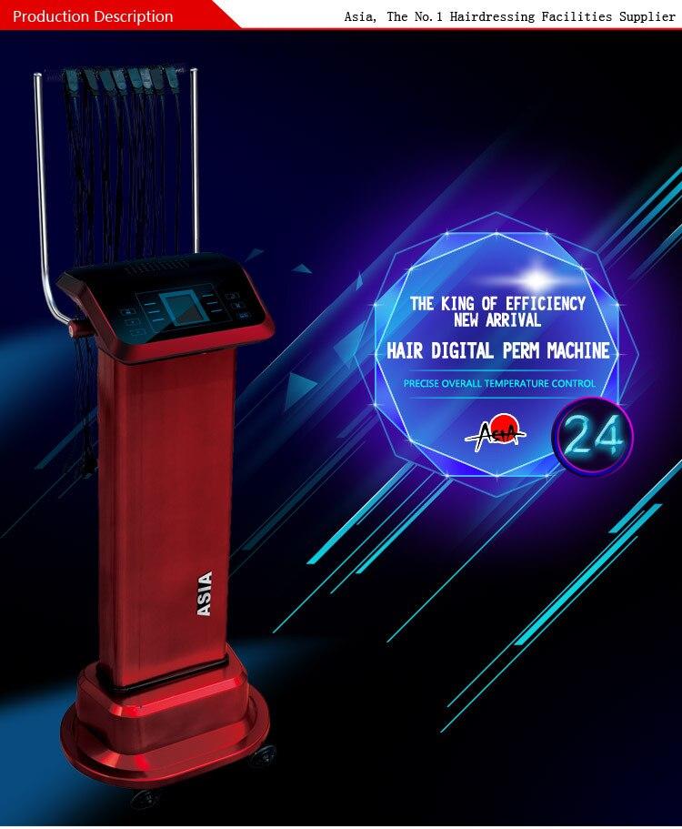 High Quality Asia Patent Digital Hair Perm Machine, Iron Curlier, Phantom Vogue Edition, red tt tf ths 02b hybrid style black ver convoy asia exclusive