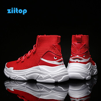 Women Running Shoes Men Shark Sneakers Breathable Sock Outdoor Sports Basket Homme Unisex Athletic Jogging shoe Zapatillas Mujer