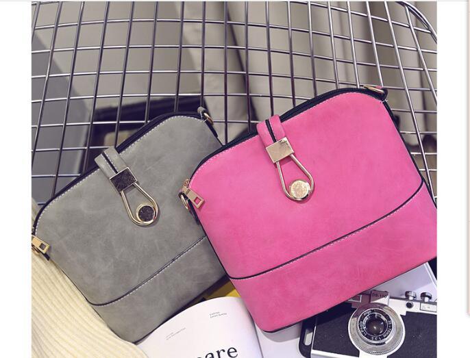 Inclined women bag one shoulder bag shell bag joker leisure ladies handbags,women messenger bags