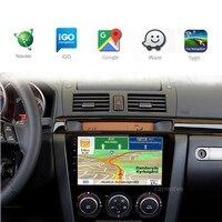 Car DVD GPS android 8.1 Car Radio Stereo 2 din Car Multimedia Player For Mazda3 Mazda 3 2004 2005 2006 2007 2008 2009 maxx axel