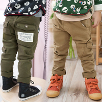2016 Spring Male Kids Children S Child Clothing Baby Boy Casual Pants Long Trousers