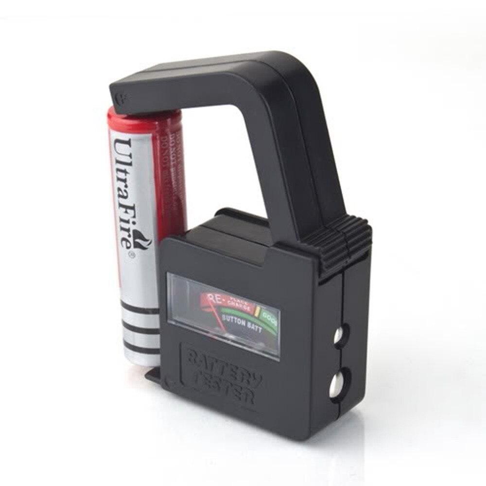 Acehe Батарея тестер BT-168 Универсальный Батарея тестер для 9 В 1.5 В и кнопки сотового AAA AA c D Прямая доставка
