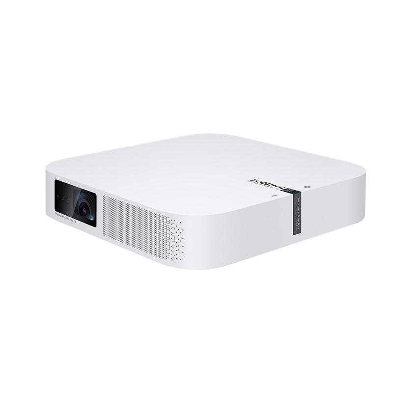 XGIMI Z6 Polar Mini DLP Full HD проектор 1080P домашний кинотеатр 4K 700 Ansi 3D Android Wifi Bluetooth светодиодный проектор Smart Beamer