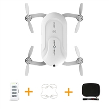 ZEROTECH Dobby Pocket Selfie Drone FPV With 4K HD Camera GPS Mini RC Quadcopter with Handbag Backpack and Protection Cover