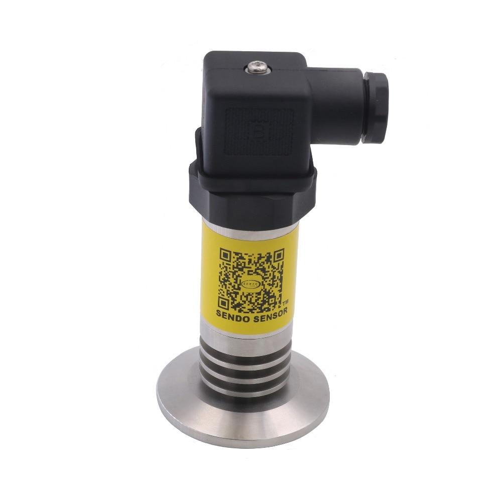 sensore di pressione sanitaria economico, connessione a morsetto 1,5 - Strumenti di misura - Fotografia 2