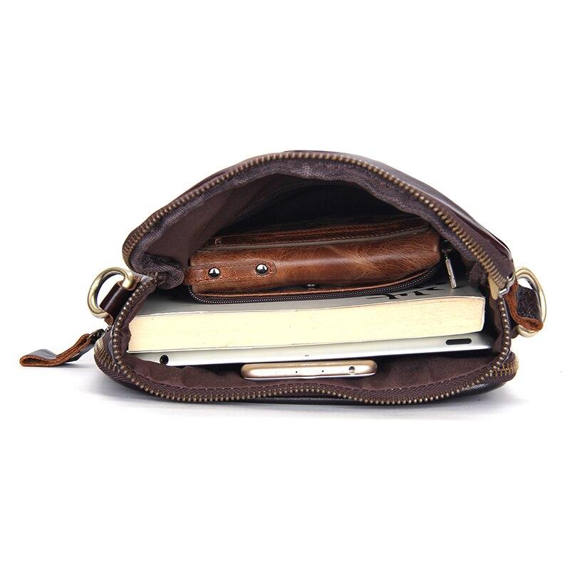 As Echtes Kleiner Mann Leder Bags De91307 Kontakt Reibverschluss Messenger vqwvrT