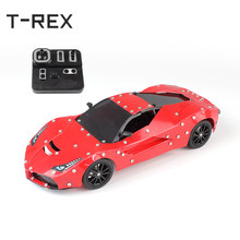 DIY RC Racing Car Screw Building Blocks Engineering ABS Plastic Vehicle Blocks Car Model 3D Educational Toy For Kids(China)