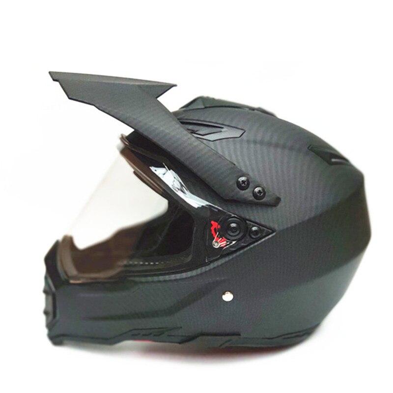 Casque de moto de course de vélo, noir mat, casque de course, pour vtt, Dirt bike, descente, vtt, DH, cross, capacités S M, L, XL et XXL, offre spéciale   AliExpress