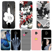 Case for samsung J2 2018 case cover for Samsung Galaxy j 2 j2 2018 j250 case Fundas soft tpu cover phone coque(China)