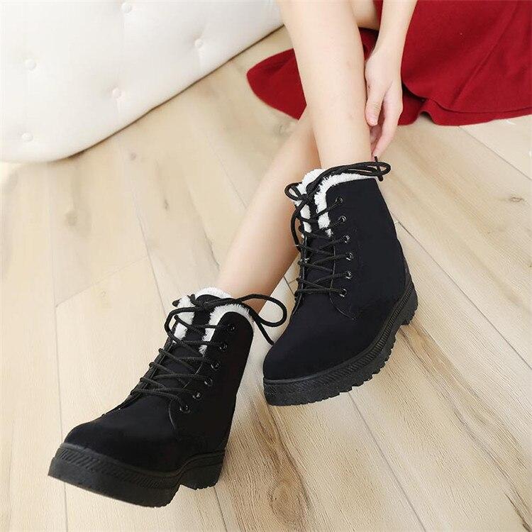 women Winter Boots Botas Mujer..