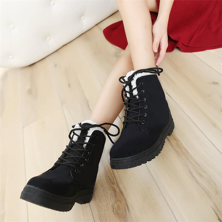 women Winter Boots Botas Mujer..