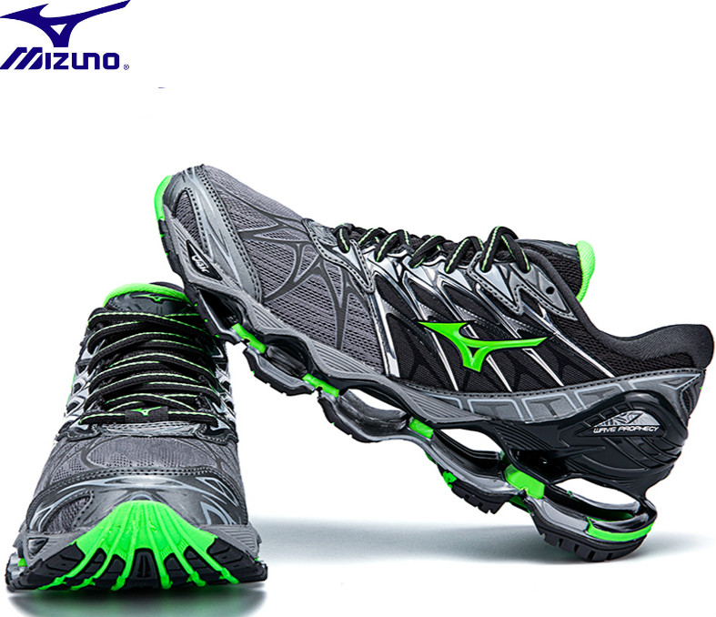 High Quality Mizuno Wave Prophecy 7 Professional Men Shoes Air Cushioning For Men Weight Lifting Shoes Sneakers Stable Sports stable page 7