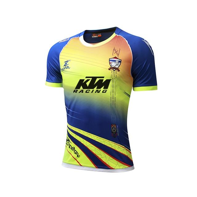 Breathable Nylon Soccer Jersey