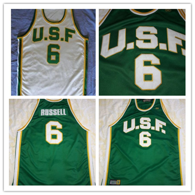 40251134 6 bill russell jersey for sale
