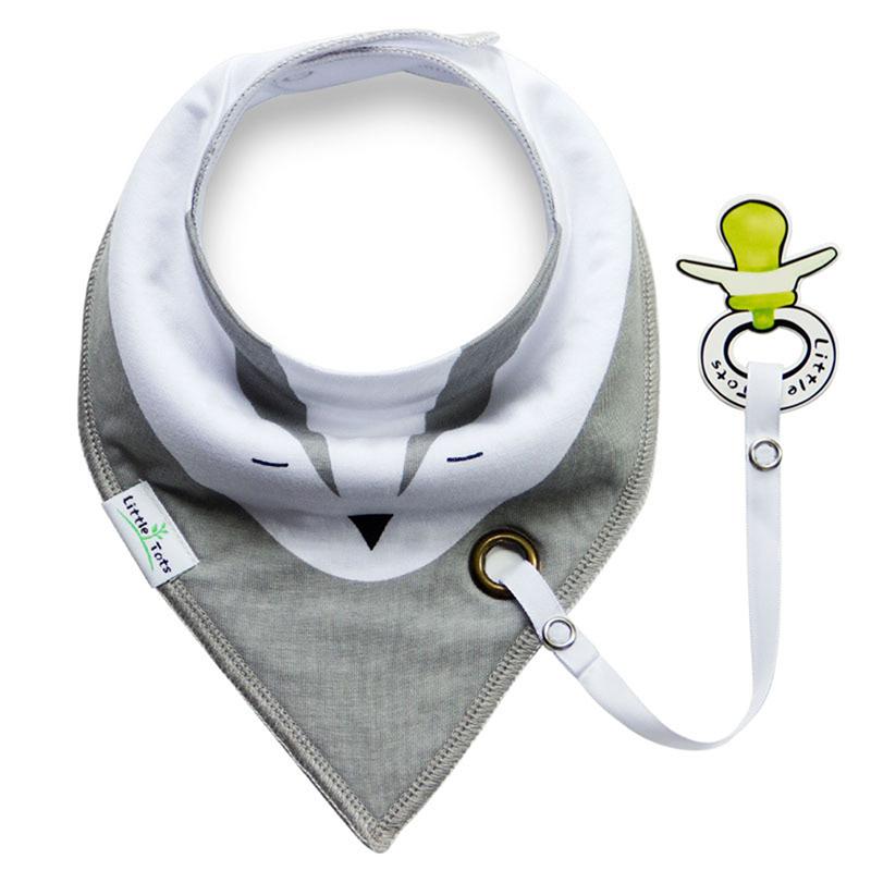 Saliva Towel Baberos Bebes Baby Bibs & Anti drop Rope Super Absorbent Infant Cotton Bandana Dribble Bib Scarf Newborn Feeding