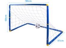 Frete Grátis Copa Do Mundo de Futebol Objetivo Brinquedos para As Crianças  com UMA Bola de Futebol e Bomba Inflável Ao Ar Livre . 55f9871c6bde5