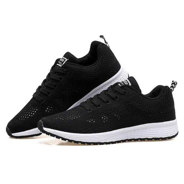 3fef2e09f4242 Zapatillas para correr hombre transpirable Telas parejas mosca red todo  fósforo tendencia Coreana de zapatillas tendencia