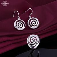 Online Shopping India Silver Jewelry Sets Thread Round Earrings Ring Sets For Women Prices In Euros