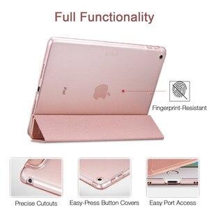 Image 2 - ESR Fall für iPad Air 3 2019 Yippee Trifold Smart Fall Auto Sleep/Wake Leichte Stand Fall Harte Zurück abdeckung für iPad Air 3rd
