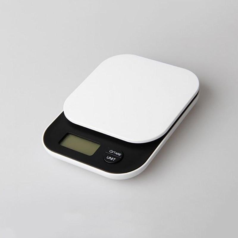 Toidu digitaalkaalud elektrooniline miniköögiskaala 2KG 5KG - Mõõtevahendid - Foto 3