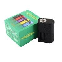D'origine Hugo Vapeur Squeezer BF Squonk E Cigarette Boîte Mod vaporisateur Compatible 18650/20700 Batterie Intégré 10 ml de Qualité Alimentaire Bouteille