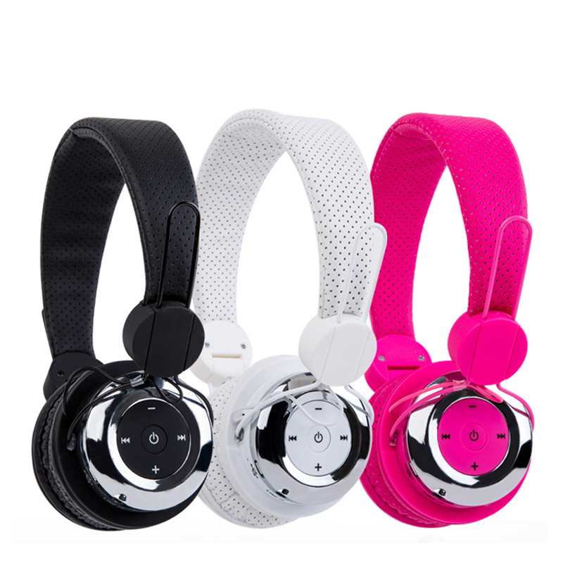 где купить Fone Bluetooth Headset Wireless Headphones Stereo Foldable Sport Headband Earphone Microphone Headset Bluetooth Earphone Headset дешево