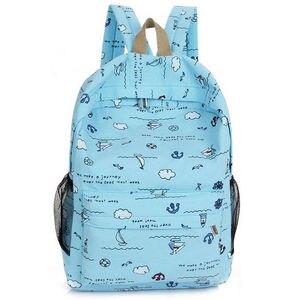 Cute children's bag cartoon pr