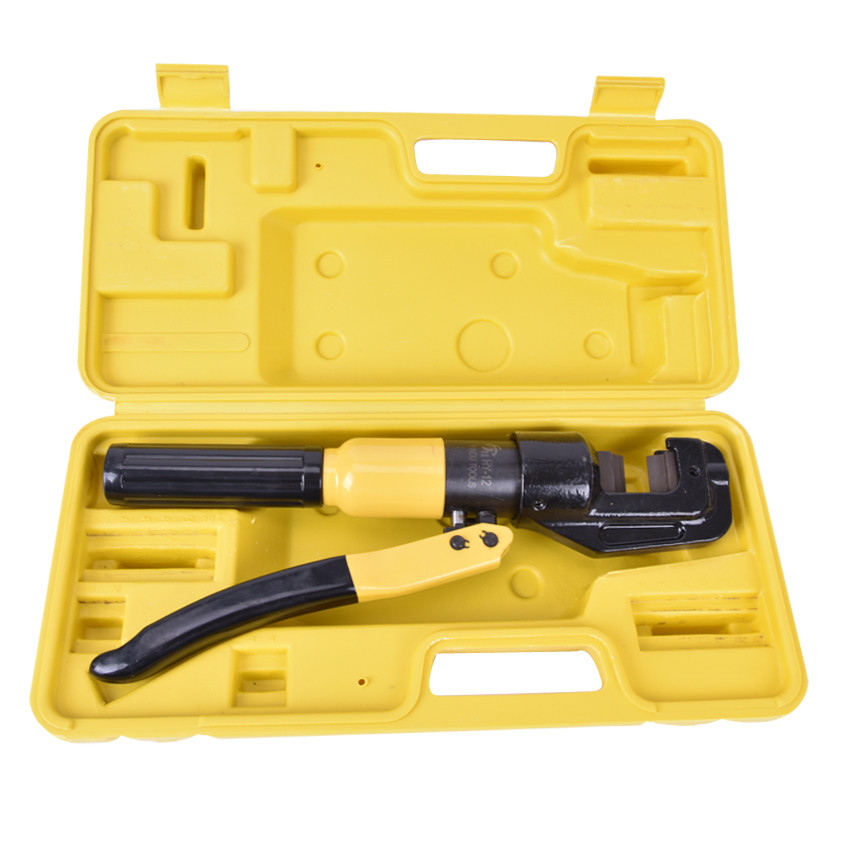 2017 new Hot selling YQK-70 4-70mm Hydraulic Crimping Tool hydraulic knockout tool hydraulic hole macking tool hydraulic punch tool syk 15 with the die range from 63mm to 114mm