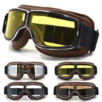 BJMOTO Gafas نظارات للدراجات النارية في الهواء الطلق موتو الخوذات نظارات قناع موتوكروس حملق تزلج يندبروف