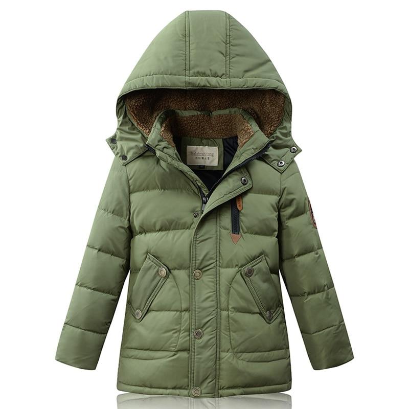 Aliexpress.com : Buy 2017 New Arrival Children Duck Down Coat Big ...