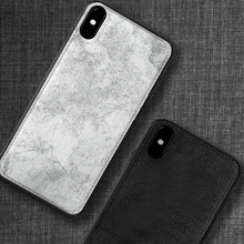 Luxury Magnetic Fabric Cloth Case For iPhone XS Max XR X 7 8 Plus 6 6s