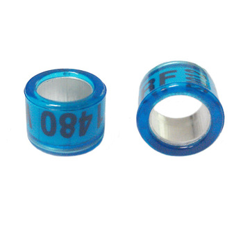 free shipping 100pc 7mm inside diameter with height 7mm nes style pigeon ring bands for 2014