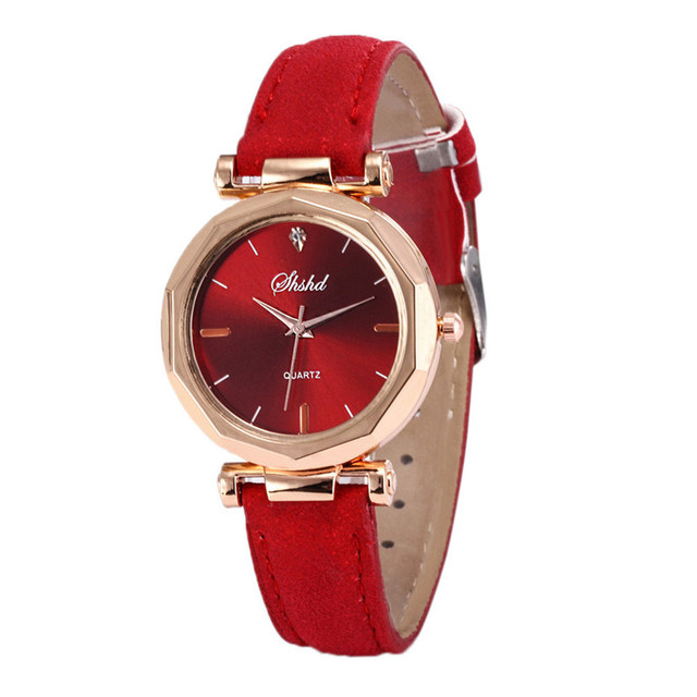 2018 Best Sell Women Watches Geneva Classic Fashion Hot Sale Luxury Stainless St