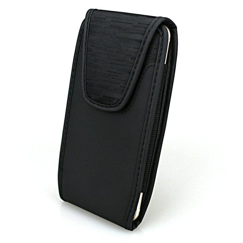 Vertical Belt Case with Clip Swivel Belt Clip Holster