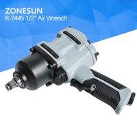 ZONESUN Бесплатная Доставка 16 мм Болт Размер пневматический гайковерт, инструменты, гаечные ключи для автомобиля ремонт велосипедов Пневмоинс