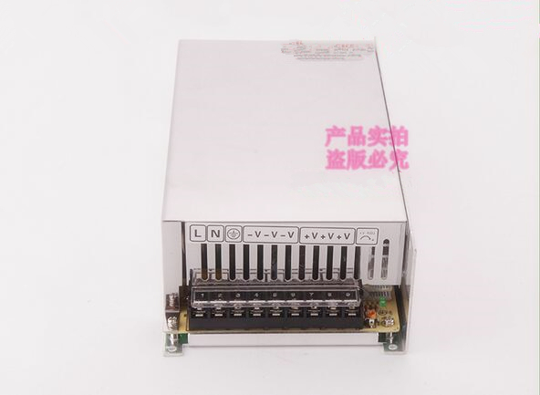 480 watt 12 volt 40 amp switching power supply 480w 12V 40A industrial transformer