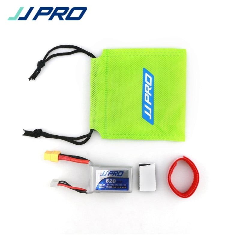 JJRC JJPRO JJPRO-P07 Power 11.1V 620mah 30C 3S Lipo Battery XT60 Plug for FPV RC Racer Racing Drone Quadcopter Spare Parts Accs