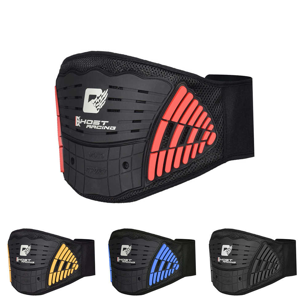Motorcycle Belt Riding Protective Gear Off-Road Knight Kidney Belt Locomotive Anti-Fall Skiing Waist Safety Racing Waist Support