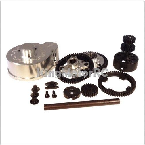 2 Speed Kit for HPI Baja 5B SS 5T 5SC T1000 SS Rovan Buggy heavy duty buggy poly carbonate body kit fits hpi baja 5b ss 2 0 85026